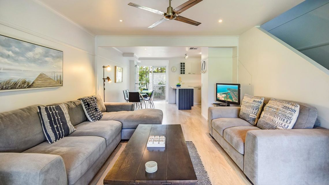 noosa accommodation - coco bay resort noosaville