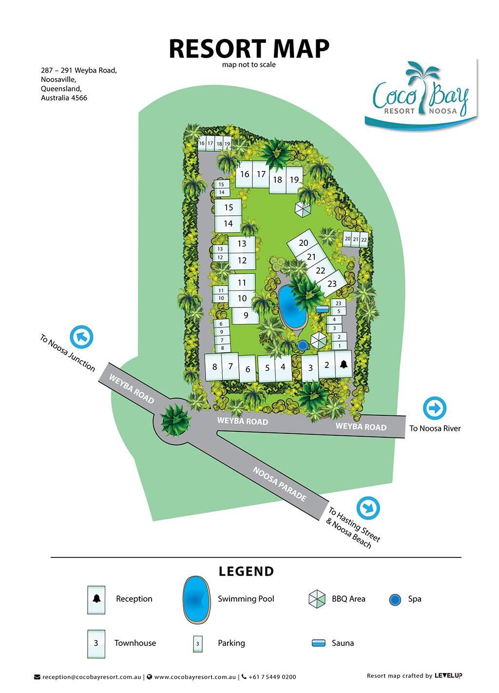 Our Resort – COCO BAY RESORT NOOSA