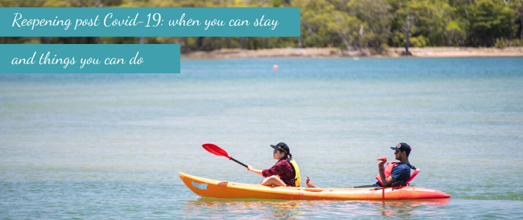 things to do in noosa kayak on the noosa river